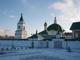 Свято Троицкий монастырь Чебоксары Википедия Свято Троицкий мужской монастырь
