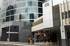 building an office. Parramatta Office Building An