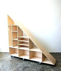 basement stairs storage. Under Stairs Storage Shelves Interesting Shelving  Perfect Stair Window Basement .