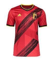 Fifa 21 belgien (em 2021). Adidas Belgien Trikot Home Em 2020 Rot Fan Shop Replica