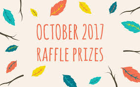 October 2017 Raffle Prizes The Woof Works