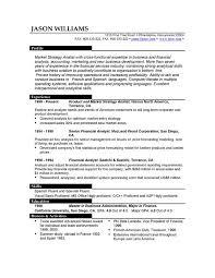 Professional Resume Format Samples Fascinating Professional Resume Format Examples Musiccityspiritsandcocktail
