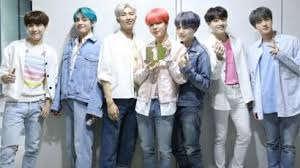Bts Become First Korean Artists To Top Uk Chart Bbc News