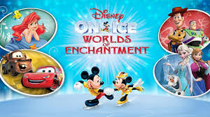 Disney On Ice Worlds Of Enchantment American Airlines Center