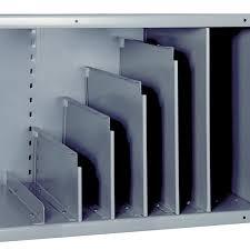 8000 series shelving 12 pack shelf divider 18 d