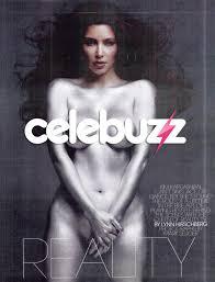 Kim Kardashian Nude on the cover of W Magazine Swa Rai