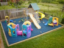 a little too busy but i love the spongy foam ground home preschool someday play areas plays and playground