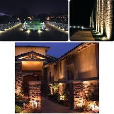 12v landscape light bulbs 12 volt led outdoor lighting kits landscaping lights