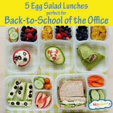 easy vegetarian lunch ideas for work. 5 healthy school and office lunch ideas with egg salad easy vegetarian for work