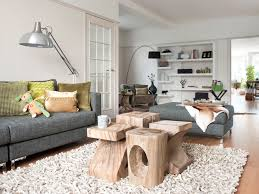 mint coffee table living room contemporary interior designs with stump table clustered tables stump awesome tree trunk table 1