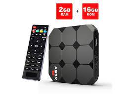 Android TV Box 7.1.2, Smart A95 R2 2GB Ram 16GB with Amlogic S905w Quad  Core 2.4G Wifi 4K HD Support, IR Remote - Newegg.com