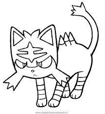 Disegno Pokemonlitten 2 Personaggio Cartone Animato Da Colorare