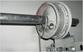 repairing a garage door cable can be dangerous