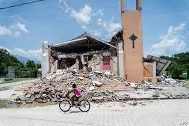 Haiti Earthquake Death Toll Rises to 2 ...
