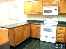 transform old kitchen cabinets 8 amazing refacing transformations before after photos transform ugly kitchen cabinets
