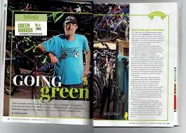 Keith Oberg Honored by Bethesda Green - Bikes for the World