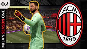 FIFA 21 AC Milan Career Mode S1E2 ...