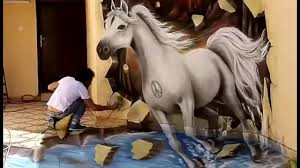top 10 amazing 3d wall painting