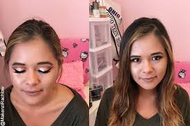 soft glam 3 makeup looks perfect for prom first look faviana