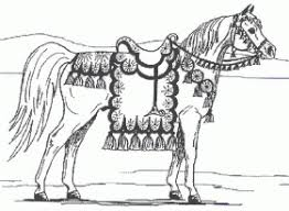 Small Picture Paint Horse Ideas About Horse Coloring Pages On Pinterest