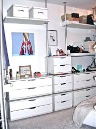 wardrobes ikea wardrobe drawers closet drawers minimalist closet design with chest of drawers and shelves