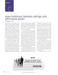 pdf asian americans bamboo ceilings
