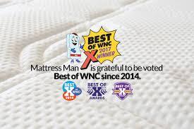 mattress man. mattress man