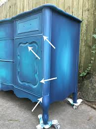 turquoise painted furniture ideas.  Painted Blue Painted Furniture Your Blended Paint Inspiration By That Sweet Tea  Life  Process Photo In Turquoise Furniture Ideas F