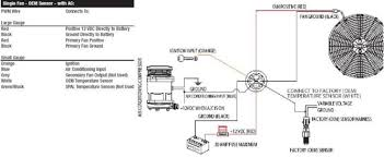 spal fan wiring diagram wiring diagram spal thermo fan wiring diagram electronic circuit