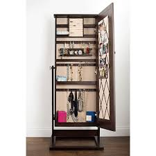 mirror armoire. hives and honey cheval jewelry armoire (with mirror) mirror