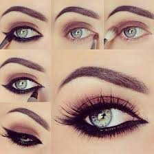 blue eyes brown eye makeup eyeliner eyeshadow y green pretty simple y steps anastasia beverly hills