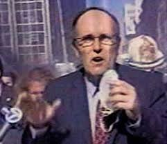 """Image result for Rudolph William Louis """"Rudy"""" Giuliani III at 9.11"""