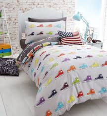 catherine lansfield sneakers double duvet set grey co uk kitchen home