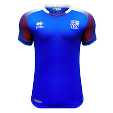 Errea Size Chart 2018 2019 Iceland Home Errea Football Shirt