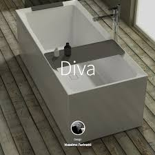 Disegno Bagni vasca bagno prezzi : Vasche Da Bagno Prezzi E Misure. Interesting Altezza Cm Rivestire ...