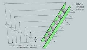 Bunk bed stairs plans simple 20 bunk 20 bed 20 diagram 205 present
