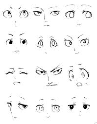 目を描く 萌えイラストを描きたいぷらす