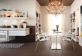 Chandeliers For Kitchen Tables Modern Linear Rectangular Island Dining Room Crystal Chandelier