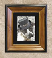 Design Mutt Amazon Com Animated Mixed Breed Mutt In Top Hat Dictionary