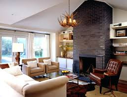 full size of stunning brick fireplace living room ideas painted farmhouse family with glass fixtures roo