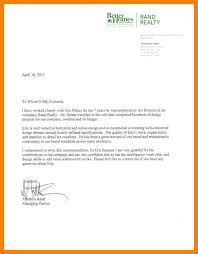 letter from employer re mendation letter from employer employee re mendation letter