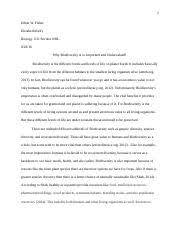 hw sordaria meiosis and genetic diversity in sordaria homework  4 pages biodiversity essay ethan fisher