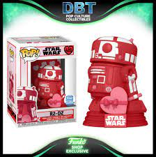 If you have a star wars lover in your house, this is an easy project that is a big hit. Star Wars R2 D2 Valentines Funko Shop Exclusive Funko Pop Double Boxed Toys