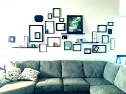 wall collage ideas living room wall wall decor for kitchen target