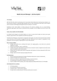 Cv For Account Manager Cv Keskus Tööpakkumine Media Account Manager Tallinn