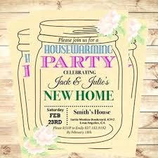 Housewarming Party Invitation Template Printable Invitations Art