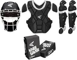 Easton Catchers Gear Size Chart Easton Mako Fp Kit Makosetfpa Womens Fastpitch Softball Catchers Gear Set