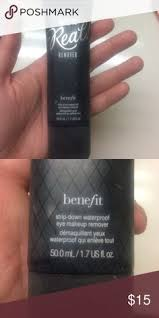 benefit they re real makeup remover full size new without box never used