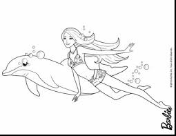 Small Picture outstanding barbie coloring pages mermaid with barbie mermaid