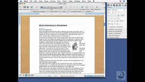 Notebook Template For Word Word For Mac Using The Publishing And Notebook Layouts Lynda 14